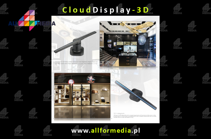 Cloud Display 3d-2