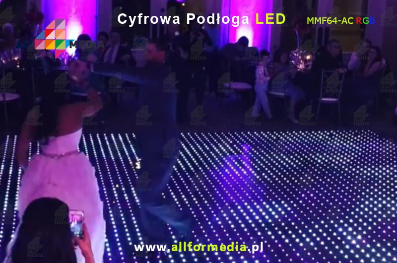 Parkiet Taneczny LED