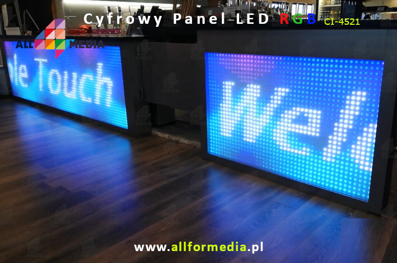Panel LED-Cyfrowy 7