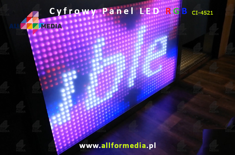 Panel LED-Cyfrowy 6
