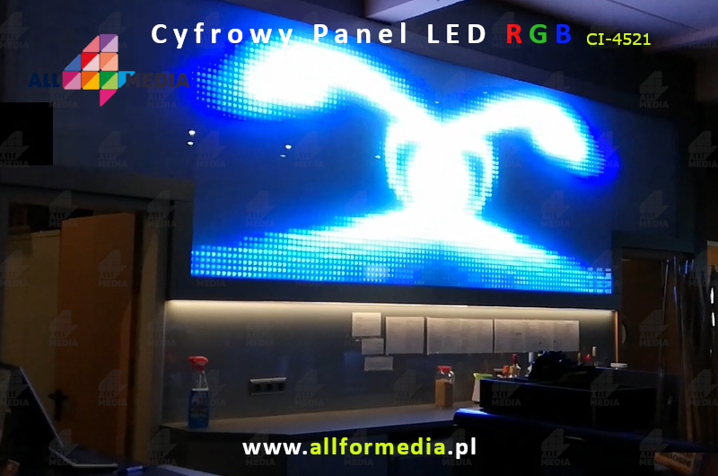 Panel LED-Cyfrowy 2