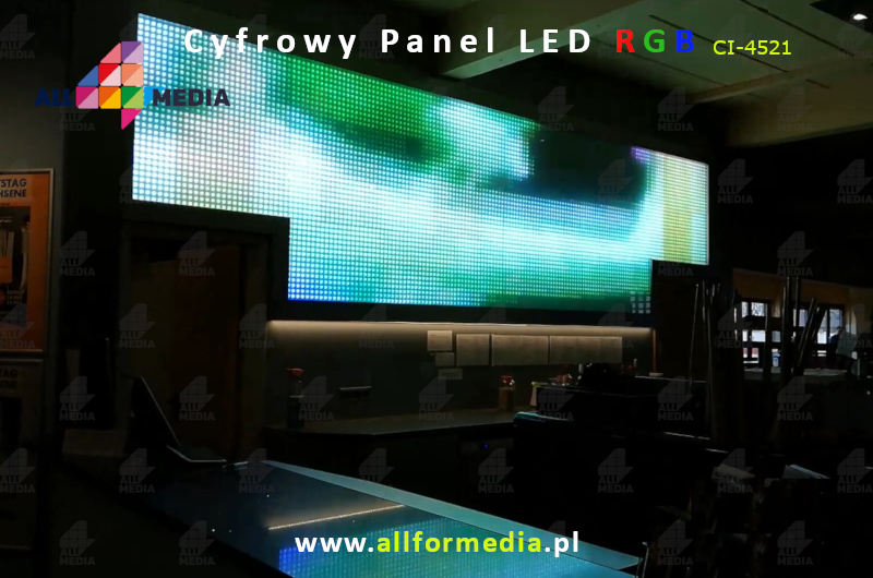 Panel LED-Cyfrowy 1
